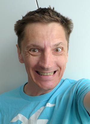 selfie-portret